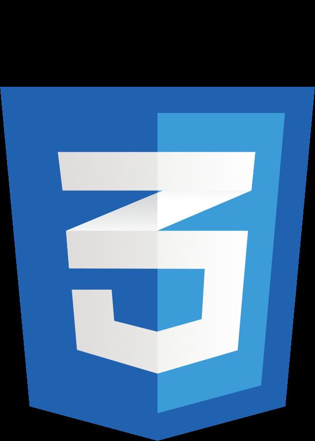 Logo CSS 3